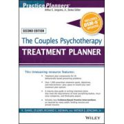 Couples Psychotherapy Treatment Planner (with DSM-5 Updates)