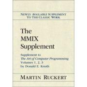 MMIX Supplement: Supplement to The Art of Computer Programming Volumes 1, 2, 3