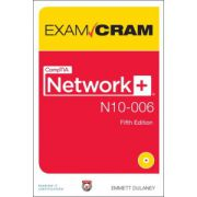 CompTIA Network+ N10-006 Exam Cram
