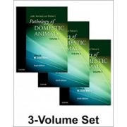 Jubb, Kennedy & Palmer's Pathology of Domestic Animals, 3-Volume Set