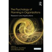 Psychology of Planning in Organizations: Research and Applications (Series in Organization and Management)