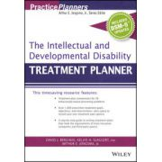 Intellectual and Developmental Disability Treatment Planner, with DSM 5 Updates (PracticePlanners)