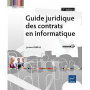 Guide juridique des contrats en informatique (Datapro)