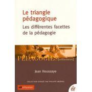 Le triangle pédagogique: Les différentes facettes de la pédagogie (Pédagogies références)