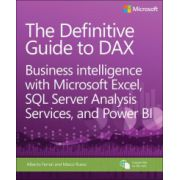 Definitive Guide to DAX: Business intelligence with Microsoft Excel, SQL Server Analysis Services, and Power BI