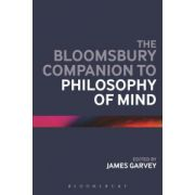 Bloomsbury Companion to Philosophy of Mind