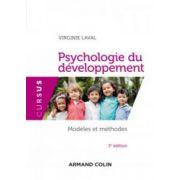 Psychologie du développement: Modèles et méthodes