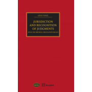 Jurisdiction and Recognition of Judgments Since the Brussels I Regulation Recast (Lawlex)