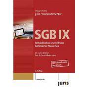 juris PraxisKommentar SGB IX: Rehabilitation und Teilhabe behinderter Menschen