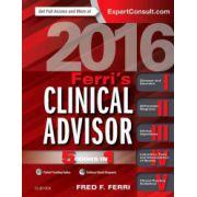Ferri's Clinical Advisor 2016: 5 Books in 1