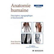 Anatomie humaine descriptive, topographique et fonctionnelle. Tome 3, Membres
