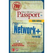 Mike Meyers CompTIA Network Certification Passport Exam N10-006