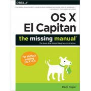 OS X El Capitan: Missing Manual