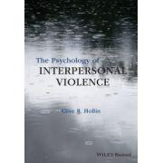 Psychology of Interpersonal Violence