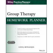 Group Therapy Homework Planner with Download ePub