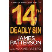 14th Deadly Sin (Women's Murder Club 14)