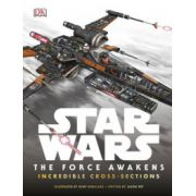 Star Wars: Force Awakens Incredible Cross Sections