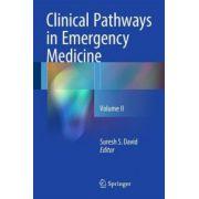 Clinical Pathways in Emergency Medicine: Volume II