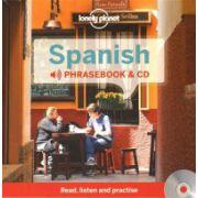 Spanish Phrasebook and Audio CD