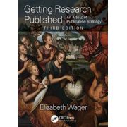 Getting Research Published: An A-Z of Publication Strategy