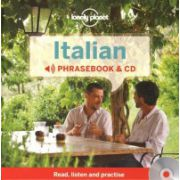 Italian Phrasebook and Audio CD