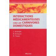 Interactions médicamenteuses chez les carnivores domestiques (Médecine vétérinaire en poche)