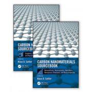 Carbon Nanomaterials Sourcebook, 2-Volume Set