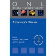 Alzheimer's Disease (Oxford Neurology Library)