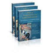 Atlas of Amputations and Limb Deficiencies: Surgical, Prosthetic, and Rehabilitation Principles, 3-Volume Set