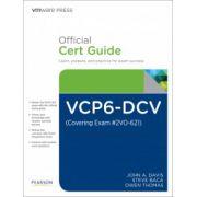 VCP6-DCV Official Cert Guide (Exam #2V0-621)