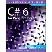 C# 6 for Programmers (Deitel Developer Series)