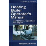Heating Boiler Operator's Manual: Maintenance, Operation, and Repair