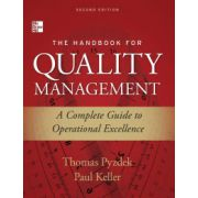 Handbook for Quality Management: A Complete Guide to Operational Excellence