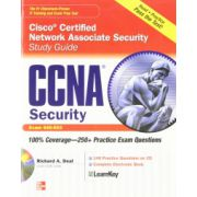 CCNA Cisco Certified Network Associate Security Study Guide with CDROM (Exam 640-553)