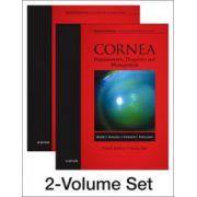 Cornea, 2-Volume Set