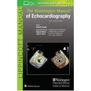 Washington Manual of Echocardiography