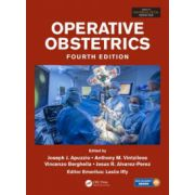 Operative Obstetrics (Series in Maternal-Fetal Medicine)