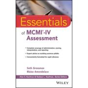 Essentials of MCMI-IV Assessment