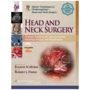 Master Techniques in Otolaryngology - Head and Neck Surgery, Volume 2: Thyroid, Parathyroid, Salivary Glands, Paranasal Sinuses and Nasopharynx