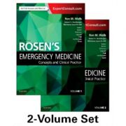 Rosen's Emergency Medicine: Concepts and Clinical Practice, 2-Volume Set