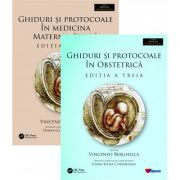 Ghiduri și Protocoale în Medicina Materno-Fetală și Obstetrică, Set 2-Volume (Colecția Medicină Materno-Fetală)