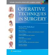 Operative Techniques in Surgery, 2-Volume Set