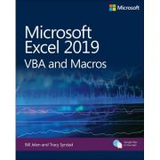 Microsoft Excel 2019 VBA and Macros (Business Skills)