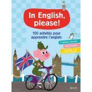 100 activități pentru învățarea limbii engleze (In English, please!)