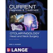Current Diagnosis & Treatment Otolaryngology Head & Neck Surgery