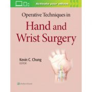 Operative Techniques in Hand and Wrist Surgery (Operative Techniques in Plastic Surgery)