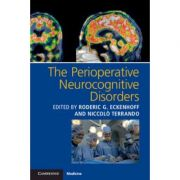 Perioperative Neurocognitive Disorders
