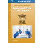 Trauma Manual: Trauma and Acute Care Surgery