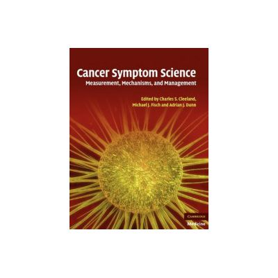 cancer symptom science cleel and charles s fisch michael j dunn adrian j