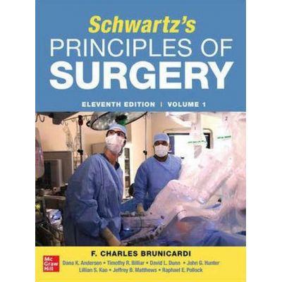 Schwartz's Principles of Surgery, 2-Volume Set
